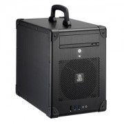Carcasa Lian Li PC-TU200B Mini-ITX Cube Black