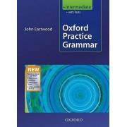 Oxford Practice Grammar Intermediate: With Key Practice-Boost CD-ROM Pack by John Eastwood