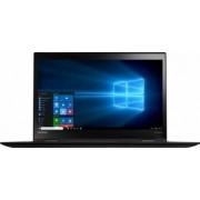 Laptop Lenovo ThinkPad X1 Intel Core Skylake i5-6200U 256GB 8GB Win7 Pro WQHD Fingerprint 4G Bonus Imprimanta Laser alb-negru Epson