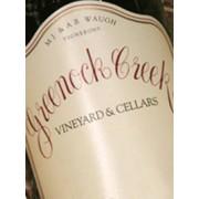 2002 Greenock Creek Cabernet Sauvignon
