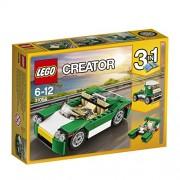 LEGO - 31056 - La Décapotable Verte