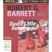 Davo's Little Something by Robert G Barrett