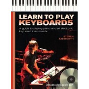 Learn to Play Keyboards [With CD]