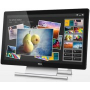 """Monitor LED Dell 23"""" P2314T, TouchScreen, Full HD (1920 x 1080), VGA, DisplayPort, MHL-HDMI, 8 ms (Negru)"""