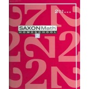 Saxon Math 2 Home Study Kit First Edition by 0196