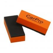 Kit Aplicator & Lavete Piele Intoarsa CarPro