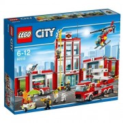 Lego - 60110 - City Fire - Caserma dei pompieri
