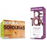 Pack Depuralina Gorduras + Depuralina Detox