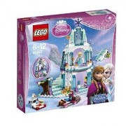 Lego ElsaS Sparkling Ice Castle Multi Color