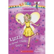 Princess Fairies #5: Lizzie the Sweet Treats Fairy by Daisy Meadows