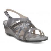 Sandale casual dama ECCO Touch 45 WS (Gri)