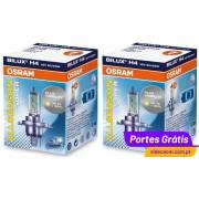 Osram ALL SEASON SUPER +30% H4 12v 60/55w ( 2 Lâmpadas )