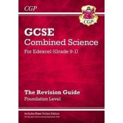 New Grade 9-1 GCSE Combined Science: Edexcel Revision Guide with Online Edition - Foundation by CGP Books