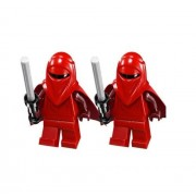 Lego Imperial Royal Guard Set of 2 From 75034 Star Wars Minifigures
