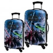 Set 2 Trolere Abs 55/67 cm 4 Roti Star Wars