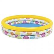 Intex - piscina gonfiabile tonda 147 x 33 cm
