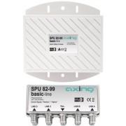 Axing SPU 82-00 DiSEqC 2.0 - Conmutador con 4 LNB dobles en 2 para exteriores