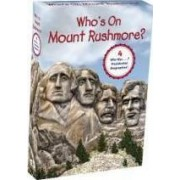 Who's on Mount Rushmore? Set by Nancy Harrison