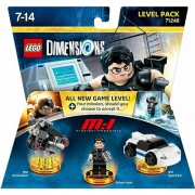 Lego Level Pack Dimensions W6: Mission Impossible
