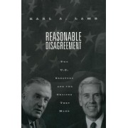 Reasonable Disagreement by Karl A. Lamb