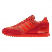 Adidas ZX 750 Woven red