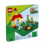 Lego DUPLO 2304 Płytka Budowlana Zielona - Gwarancja terminu lub 50 zł! BEZPŁATNY ODBIÓR: WROCŁAW!