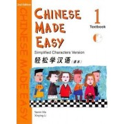 Chinese Made Easy: Textbook Level 1 by Yamin Ma