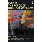 Events - The Force of International Law by Fleur Johns