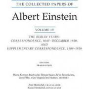 The Collected Papers of Albert Einstein, Volume 10 (English) by Albert Einstein