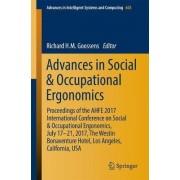 Advances in Social & Occupational Ergonomics 2018 by Richard H. M. Goossens