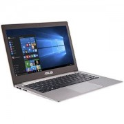PC portable ASUS Zenbook UX303UA-R4138R 13.3' Intel Core i3-6100U RAM 4 Go HDD 500 GoLED Full HD Wi-Fi AC/Bluetooth Webcam Win 10 Pro 64 bits