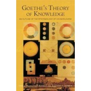 Goethe's Theory of Knowledge by Rudolf Steiner