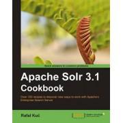 Apache Solr 3.1 Cookbook by Rafal Kuc