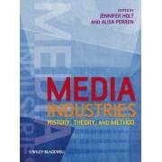 Media Industries by Jennifer Holt