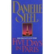 n/a Danielle Steel Five Days in Paris