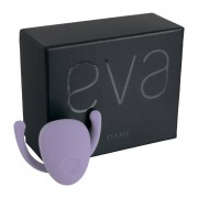 DAME PRODUCTS - EVA HANDS-FREE VIBRATOR LAVENDER