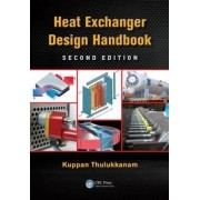Heat Exchanger Design Handbook by Kuppan Thulukkanam
