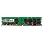 Transcend TS128MLQ64V8J Memoria 1 GB DDR2, 240-pin DIMM, Argento