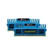 Corsair - CMZ8GX3M2A1600C9B - 8192 MB - DDR3 - 1600 MHz - 1.5 V - 9-9-9-24 ns - Nou