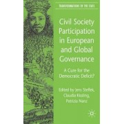Civil Society Participation in European and Global Governance by Jens Steffek