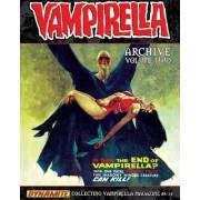 Vampirella Archives Volume 2 by Various