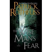 The Wise Man's Fear: Kingkiller Chronicle Day 2 by Patrick Rothfuss