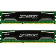 Memorie Crucial Ballistix Sport 16GB DDR3 1600 MHz CL9 Dual Channel Kit