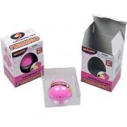 Aikoi Novelties Growing 2 Super Flamingo Eggs - Animal Planet Grow Eggs(Set of 2)