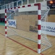 Poarta handbal din aluminiu transportabila, 3x2m