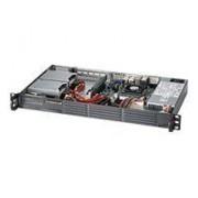 Supermicro SC504 203B - Rack - einbaufähig - 1U -