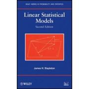 Linear Statistical Models by James H. Stapleton