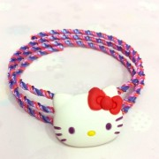Bratara infasurata Hello Kitty