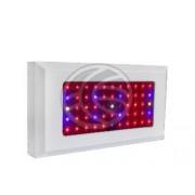 LÁMPARA DE LED PARA PLANTAS DE 165W 55XLED 420X212X62MM Y CU