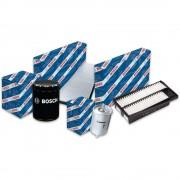 Pachet filtre revizie AUDI A4 1.6 100 cai, filtre Bosch